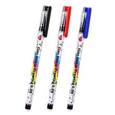 ちゃおオリジナルコミックペン3色セット