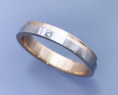 ブライダルジュエリー・アクセサリー, 結婚指輪・マリッジリング AIK18 lumiereLadys