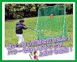 ☆送料無料野球 打撃練習軟式 バッティングネット+バッティングティーSETFBN−2620N2+FBTー320打撃上達器具