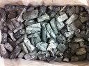 ラオス備長炭 15kg 丸割S (長さ約3〜10cm、太さ約...