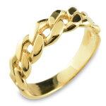 K18喜平リングキヘイ18k18金リングシンプルリングk18ゴールドリング指輪誕生日レディースジュエリーアクセサリープレゼントギフト【送料無料】サマー