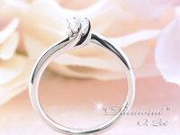 [送料無料]ダイヤモンドリングレディースブライダルリング一粒ダイヤ0.20ctプラチナリング指輪エンゲージリングpt900結婚指輪婚約指輪【_包装】532P15May16