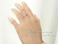 【送料無料】ダイヤモンドリング指輪k18ダイヤモンドリングピンキーリング18kハートホワイトゴールドスリーストーンダイヤレディース【_包装】05P23Sep15