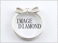 【送料無料】ブルートパーズピンキーリングリボンリングリボンダイヤモンドリングプラチナ指輪ダイヤモンド誕生石pt900ダイヤ婚約指輪結婚指輪レディース【_包装】0601カード分割05P09Jul16