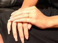 【送料無料】ペアリングマリッジリング甲丸イエローゴールドシンプル記念日石なし指輪婚約指輪エンゲージリング結婚指輪【_包装】
