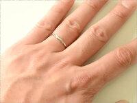 【送料無料】ペアリング結婚指輪婚約指輪プラチナマリッジリングPt900ペアリングダイヤモンドペア2本セットダイヤ0.03ctペアリングプラチナメンズレディース記念日指輪【_包装】0824カード分割