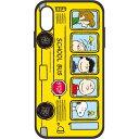I Phone XS Max 6.5インチ用 ピーナッツ バス IIIIfi...