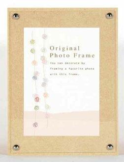 天然彩色框架明信片大小 105 x 150 毫米相框畫框存儲電影收藏