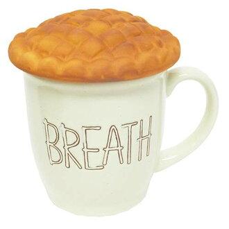 與陶瓷杯熱餡餅薩馬可愛小禮物小玩意杯蓋子術語白色家電