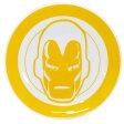 アイアンマン 小皿 ミニプレート マーベル サンアート 直径10.5cm アメコミ キャラクターグッズ通販 【あす楽】【MARVELCorner】