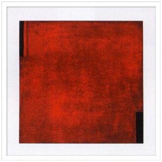 有Jurgen Wegner室內裝飾藝術設計師藝術Untitled 1996美工公司65.5*65.5cm墻壁裝飾額頭的抽象畫郵購[索取品][郵費免費]電影收集