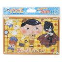 おしりたんてい 知育玩具 ケース付きセイカのパズル サンスター文具 日本製 65ピース キャラクターグッズ シネマコレクション