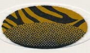 タイガーアイ【貼るインスタントアイシャドウ(カラーオン)】Tiger Eye,CO048【送料無料】   アイシャドウ アイシャドー アイメイク インスタントアイシャドウ 時短メイク パーティメイク セレブメイク 女優メイク ハロウィン ハロウィンパーティ