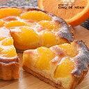 甘夏のアーモンドタルト サンクドノア ギフト スイーツ タルト ケーキ チーズケーキ 洋菓子 食べ物 グルメ 高級 焼菓子 内祝い お返し 入学祝い 贈り物 直径16cm フルーツケーキ バースデーケーキ 父の日