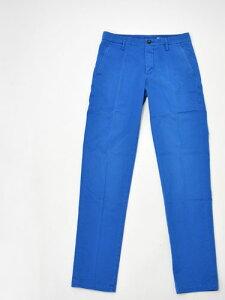 DEPARTMENT5【デパートメントファイブ】チノパンツ U8P001 T0001 224 DAVID cotton BLUE(ブルー)
