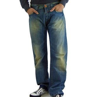 Replay MV920L.000 long pants blue denim REPLAY MV920L.000 LONG PANTS BLUE DENIM