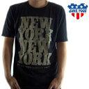 【SALE】ジャンクフード S/S Tシャツ ニューヨーク ブラック ウォッシュJUNK FOOD S/S T-Shrit NEW YORK Black Wash【あす楽対応_近畿】【あす楽対応_中国】【あす楽対応_四国】【あす楽対応_九州】