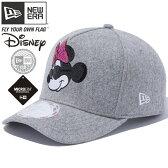ディズニー×ニューエラ 940キャップ ゴルフ ディーフレーム マルチロゴ シークインド ミニーマウス Disney×New Era 9FORTY Cap Golf D-Frame Multi Logo Sequined Minnie Mouse【あす楽対応_近畿】【あす楽対応_中国】【あす楽対応_四国】【あす楽対応_九州】