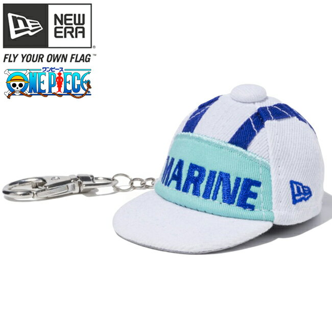 キーホルダー・キーケース, キーホルダー  One PieceNew Era Cap Key Ring Marine Optic White Official Color Royal