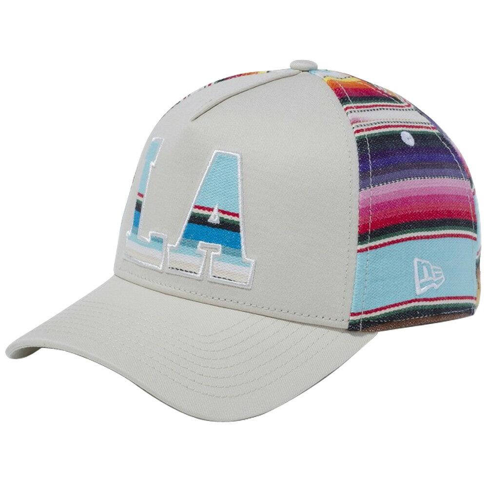 メンズ帽子, キャップ  940 New Era 9FORTY Cap A-Frame Trucker Los Angeles Serape Washed Denim