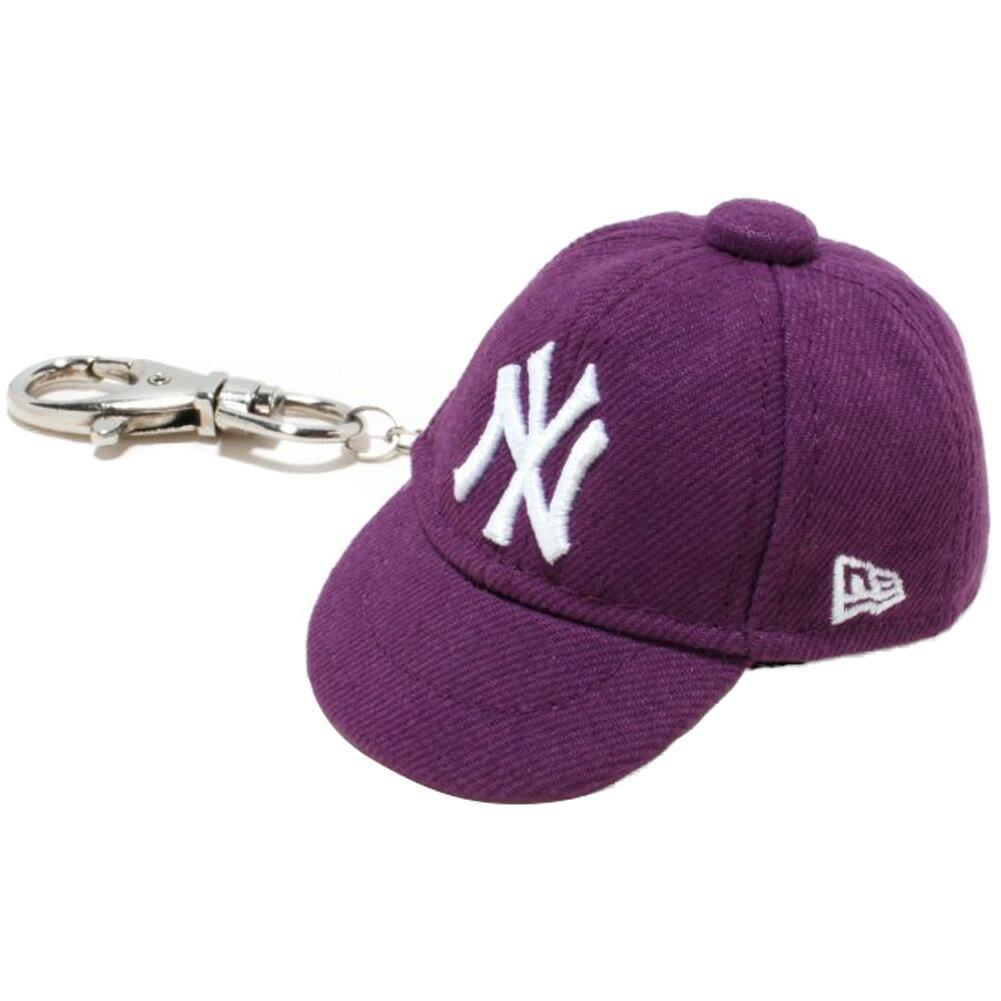 財布・ケース, キーホルダー・キーケース  New Era Cap Key Holder New York Yankees Sparkling Grape White