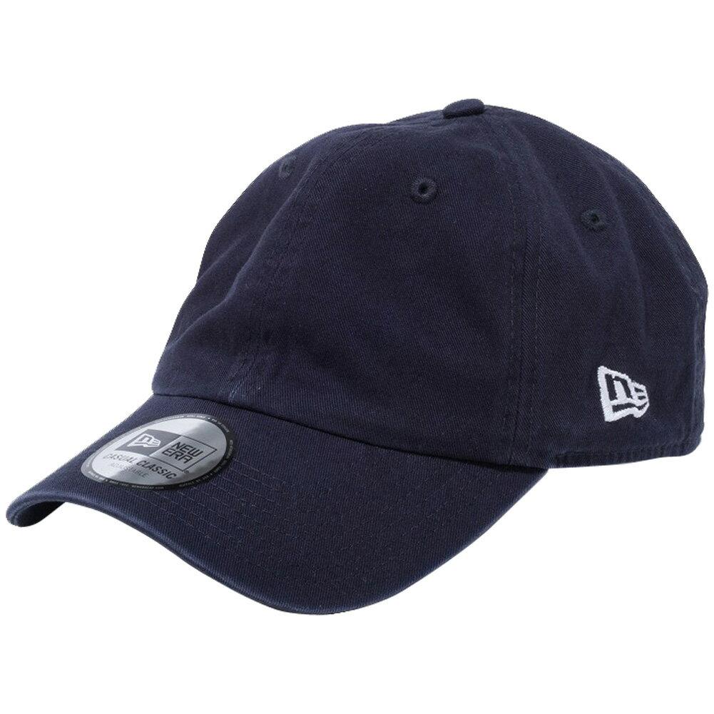 メンズ帽子, キャップ  New Era Casual Classic Cap Easy Snap Navy Snow White