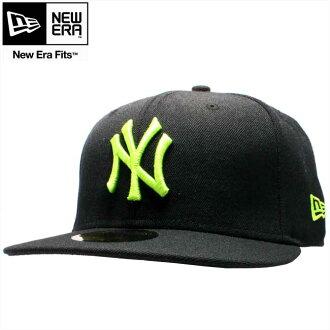 New era Cap new New York Yankees black / Erin green New Era Cap Green Logo New York Yankees Black/Erin Green