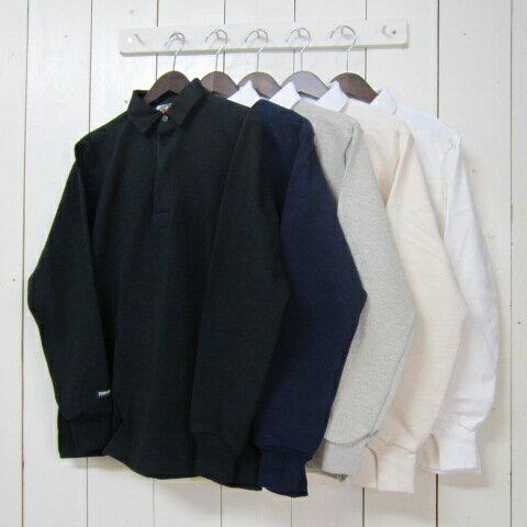 barbarian [regular][ls][solid][5c] バーバリアン ラガーシャツ