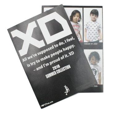 XD(エックスディー) ストリート ストリートブランド スケートボード XD 2018春夏カタログ ONE