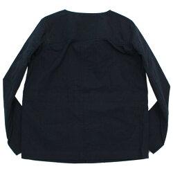 【スムージー/SMOOTHY/子供服/ジュニア/男の子/女の子】 セール 【60%OFF】 M-65ノーカラーシャツジャケット ネイビー