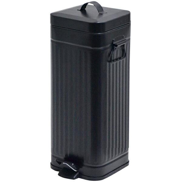 ガルヴァ Galva スクエアダストボックス Square Dust Box 30L マットブラック #8797【ラッピング不可】