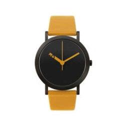 ノーマルnormal腕時計ExtraNomalGrandeNML020034BlackDial