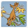 【あす楽】【数量限定】アラビアフィンランド ARABIA FINLAND ムーミン Moomin デコツリー Deco Tree スニフ 2016-2017年 限定 【送料無料】
