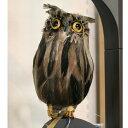 プエブコ PUEBCO ARTIFICIAL BIRDS バードオブジェBrown Owl茶色フクロウSサイズ /109077