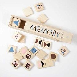 【あす楽】ハンナコノラHANNAKONOLA木製メモリーゲームMemoryGame