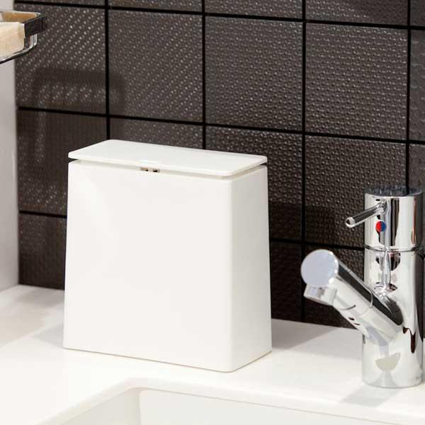 イデアコ ideaco ゴミ箱 チューブラー ミニフラップ TUBELOR mini flap