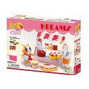 LaQ ラキュー Sweet Collection スイートコレクション Dreams ドリームズ 630pcs+1pcs