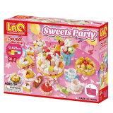 LaQ ラキュー Sweet Collection スイートコレクション Sweets Party スイーツパーティー 825pcss