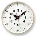 レムノス Lemnos ふんぷんくろっく fun pun clock YD14-08 M *受注後に納期をお知らせ致します。