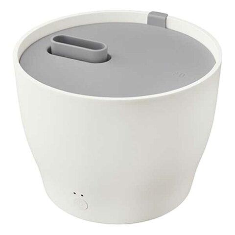 プラスマイナスゼロ ±0 スチーム式加湿器 ホワイト XQK-Z210(W) 【送料無料】