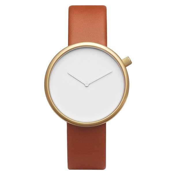ブルブル bulbul 腕時計 ORE BLB020018 Gold/Brown :citron glaces