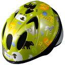 TETE テテ ヘルメット Splash Heart  スプラッシュハート アニマル グラスグリーン XSサイズ【送料無料】