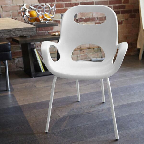 アンブラ umbra オーチェア カラー Oh Chair Color ホワイト 2320150-660※沖縄および離島配送不可【ラッピング不可】