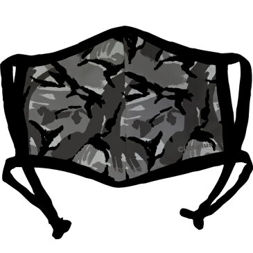 マスク 迷彩_5 布マスク 洗えるマスク 1枚から 小さめ 大きめ 通販 日本製【メール便発送対応可能商品】