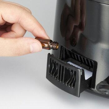 ALCOLLEハイブリッド加湿器ハイブリッド式加湿器(リモコン付)ASH-601Kブラックアロマ加湿器おしゃれおすすめアロマハイブリッド加湿器加湿機大容量