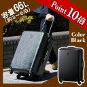 スーツケース MILESTO ハードキャリー 66Lサイズ MLS25...