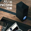 あす楽 空気清浄機 PM2.5対応 30畳【5年間保証対象】...