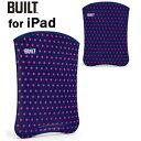 iPad/iPad2/第3世代iPad(iPad3)対応ケース BUILTビルト BLTスリム スリーブ for iPad MNV #1247...