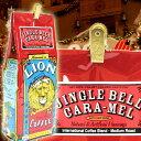 ライオンコーヒー クリスマス 限定 フレーバーコーヒー キャラメル風味ライオンコーヒー クリス...