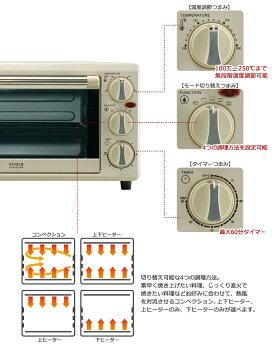 sirocaシロカ激安コンベクションオーブンSCO-213オーブントースター揚げない唐揚げができる!トースト4枚対応送料無料